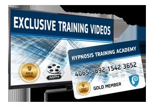 Exclusive Hypnosis Training Videos