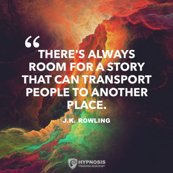 Similes & Metaphors Help Bring Your Hypnotic Stories To Life