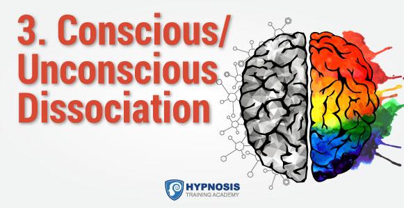 Conscious/Unconscious Dissociation Hypnosis