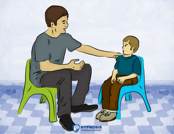 regression therapy adult coaches child