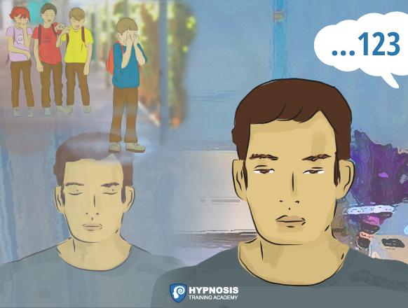 regression therapy dissociation