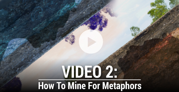 [VIDEO 2 of 3] How To Mine for Storytelling Metaphors: A Hypnotic Demonstration