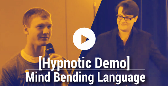 [VIDEO] Mind Bending Language Demonstration: How To Ask The Right Questions To Reveal Harmful Mindsets & Inspire Positive Transformation
