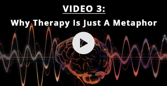 [VIDEO 3 of 3] Intense Belief vs. Deep Hypnotic Trance & Why Therapy Is Nothing But A Metaphor