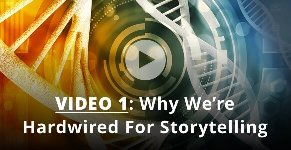 [HYPNOTIC VIDEO 1 of 3] Hypnotic Storytelling – Why Humans Are Hardwired To Respond To Stories And How Your Personal Influence Relies On It
