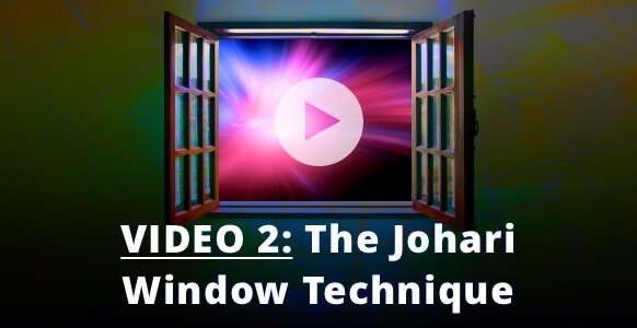 [HYPNOTIC VIDEO 2 of 3] The Johari Window: Discover What People Think & Then Find The Hypnotic Story That Fits