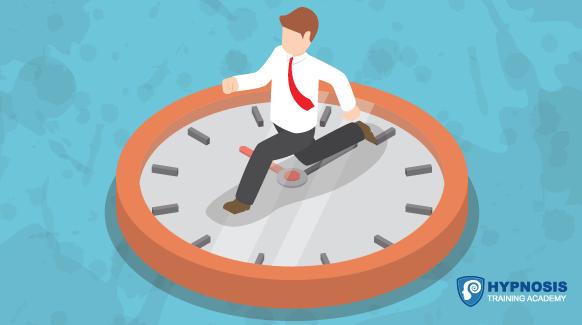 Hypnosis Training Pocket watch