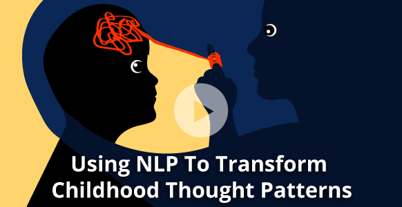 [Video Demo] How To Drown Out Harmful Thought Patterns From Childhood Using NLP (Neuro-Linguistic Programming)