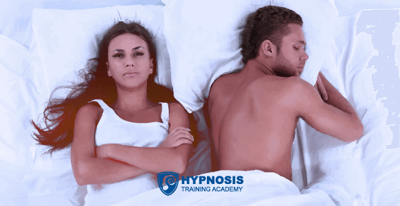 what hypnosis can treat overcome sexual dysfunction
