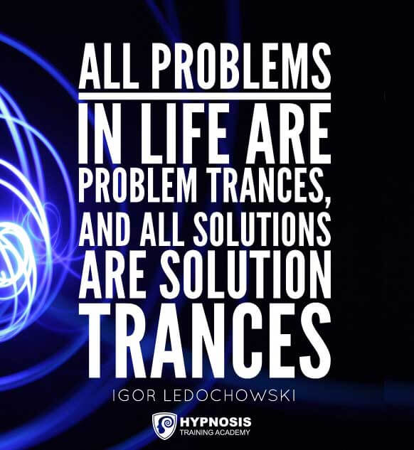 ledochowski quotes problem trance solution