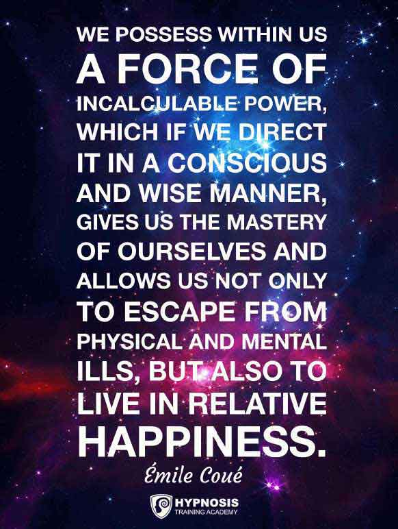 emile coue quotes conscious physical happiness