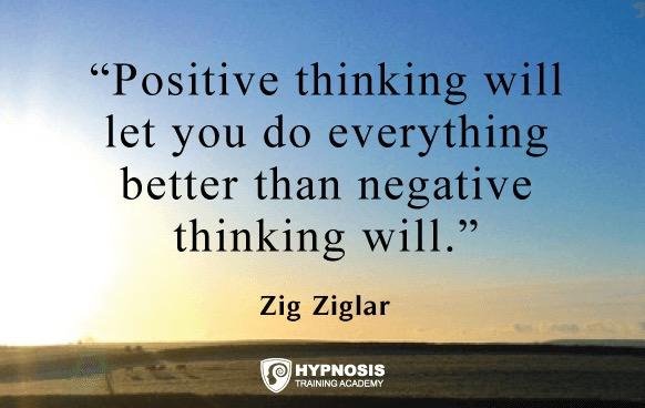 zig ziglar quotes positive thinking