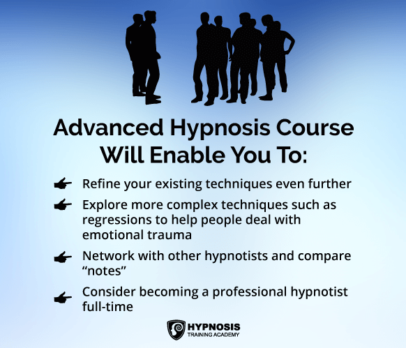 How To Learn Hypnosis: What to Expect At An Advanced Hypnosis Training Course