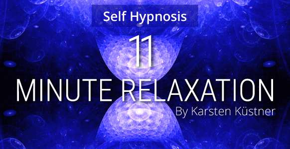 [AUDIO] Guided Self-Hypnosis Induction With Master Hypnotist Karsten Küstner: Part 1 – How To Relax & Sink Into The Present Moment